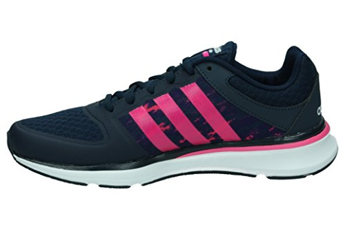 adidas - Cloudfoam Athena W, Scarpe sportive Donna Blu (Azul (Maruni / Rosimp / Ftwbla))