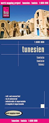 Descargar Libro Tunisie : 1/600 000 de Collectif
