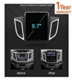 #10: FurnishMyAuto-Tesla Style Vertical Big Screen, GPS, Video Stereo Player for Creta