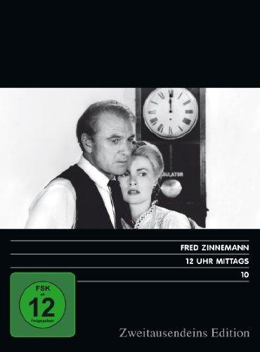 12 Uhr mittags - High Noon. Zweitausendeins Edition Film 10.
