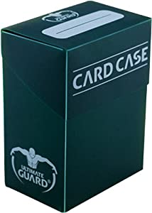 Ultimate Guard - Deck box, color verde oscuro (10022)