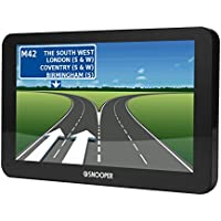 Snooper S6800 PRO Ventura-Caravan-Navigationssystem
