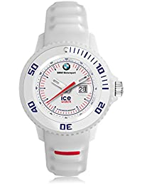 ICE-Watch BMW Motorsport - Reloj unisex, color blanco / blanco