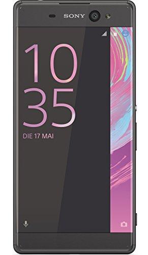 Sony Xperia XA Ultra Smartphone (15,2 cm (6 Zoll) IPD-HD-Display, 16 GB Speicher, 21,5 MP Hauptkamera, Android 5.0) Schwarz Sony Lithium-ionen