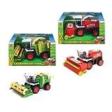 De.Car 2 S.R.L Trattore Frizione Trebbiattrice 28 36036, Multicolore, 885114