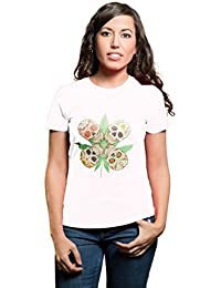 Roly Camiseta Calavera Mexicana Mujer