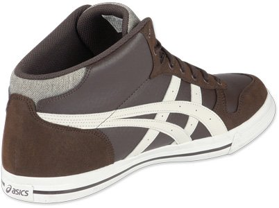 Asics Aaron MT Sneakers Seal Brown / Off-White brown