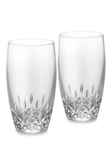 Waterford Crystal Ball (Waterford Crystal Lismore Essence Hi Ball Pair by Waterford)