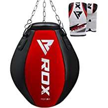 RDX MMA Sacos De Boxeo Uppercut Wrecking Ball Bolsa Relleno Ssaco Pesado Pared Kick Boxing Muay Thai