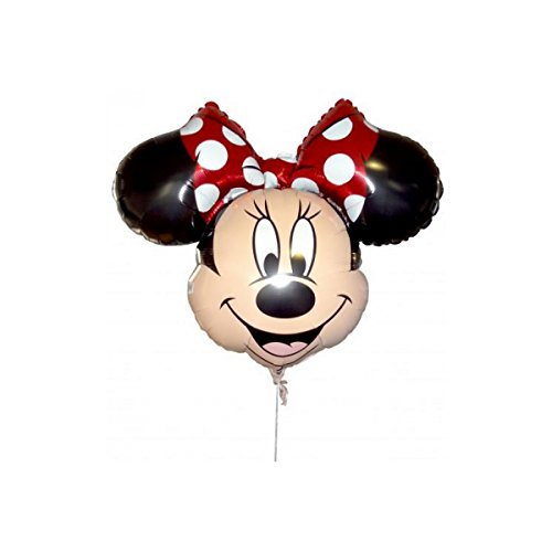 Mouse Halloween Dekoration Minnie (Folienballon Minnie Mouse)