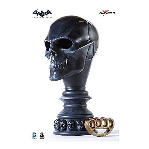 Batman Arkham Origins Black Mask Arsenal Prop Replica TriForce - Official