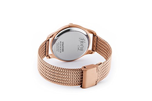 40f56c3492b3 Ganga Reloj de pulsera Henry London - Unisex HL39-M-0136 Revisión ...