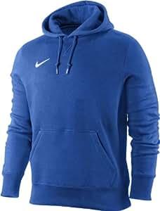 Nike Bekleidung TS Core Fleece Hoodie, Royal Blue/White, XXXL, 454799-463