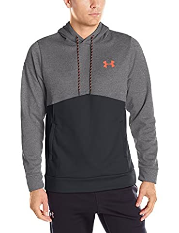 Under Armour Storm AF Icon Twist Hoodie Sweat Homme, Noir, FR : XL (Taille Fabricant : XL)