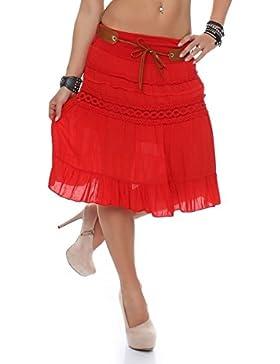 Tommy Hilfiger Rome Long Skirt Cynthia, Falda para Mujer