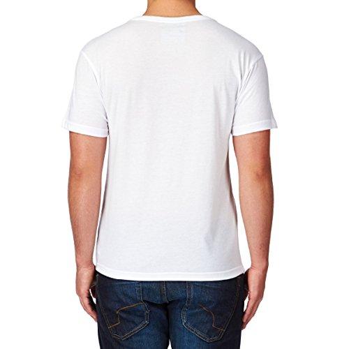 Herren T-Shirt Hurley Pioneer T-Shirt White