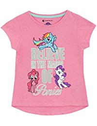 My Little Pony Girls T-Shirt Ages 2 To 10 Years
