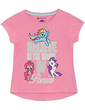Hasbro Mio Mini Pony - Maglietta a Maniche Corte - My Little Pony - Ragazze