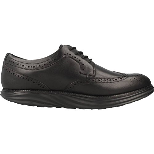MBT Herren Boston WT M Oxfords Schwarz (03N)