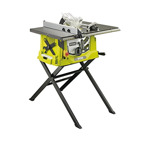 Ryobi RTS1800ES-G Table saw - Sierra circular,...