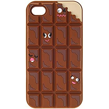 coque iphone 6 plus chocolat
