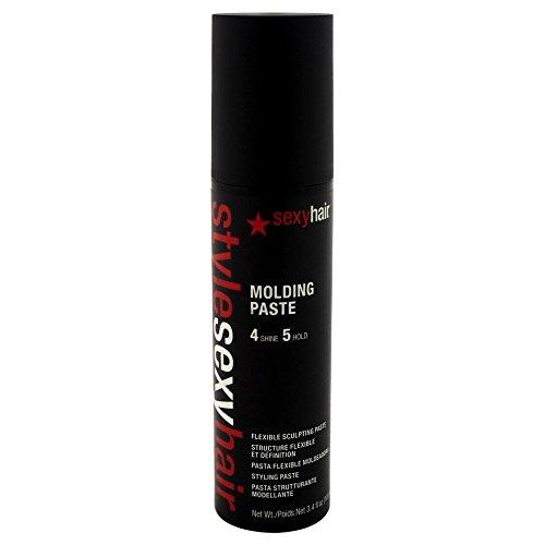 sexyhair Molding Flexible Sculpting Paste, 1er Pack (1 x 100 ml) - Hair Molding