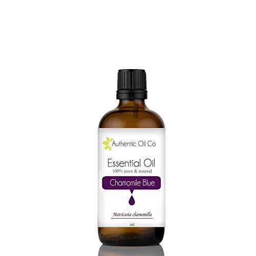 Azul Manzanilla Alemana esencial 10ml de aceite
