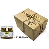 Pack 12 unidades Minikimbos Sabor Anchoa - Envase PET 550 g Peso neto unidad.
