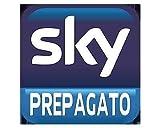 Tessera abbonamento smartcard Scheda SKY prepagata HD - CALCIO OFFERTA scade 1 Ottobre 2017 immagine