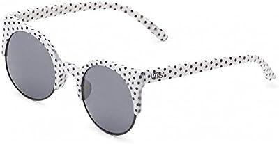Gafas de sol Vans - Halls & Woods blanco/negro