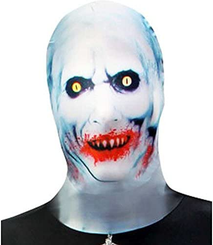 Scary Dracula Morph Mask