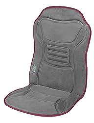 Medisana MC-85E Massageauflage 23300, für eine wohltuende Vibrationsmassage, Vielfältig einsetzbare für das Auto oder das Büro