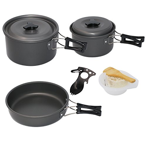 startostar-13pcs-camping-cookware-with-2-pot-and-1-pan-for-3-4-people-lightweight-compact-durable-co