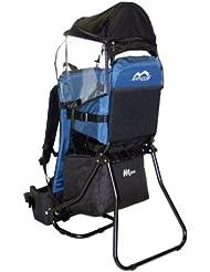 MONTIS MOVE, mochila portabebés, hasta 25 kg, 2180 g, blau