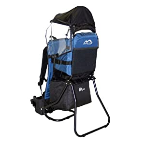 41UzeAElAxL. SS300  - MONTIS MOVE, back carrier, child carrier up to 25 kg, 2180 g, BLUE