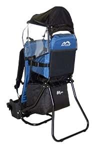 Montis move zaino porta bimbo fino a 25 kg 2180 g blu - Zaino trekking porta bimbo ...