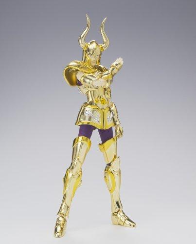 TAMASHII NATIONS - Myth Cloth Ex: Shura con Armadura de Oro de Capricornio, Figura de 18 cm (Bandai BDISS701657) 5