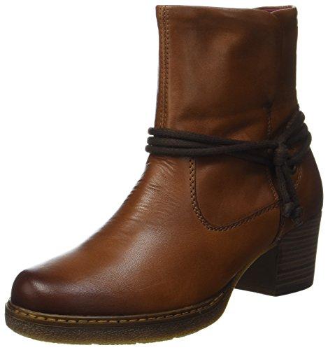 Remonte Damen D8172 Cowboy Stiefel Braun (Muskat/Wine) 39 EU