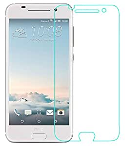 VJOY Antishock Tempered Glass Screen Protector for HTC One A9s and (Single Front Transparent Screen Protector) Freebies Offer : The Great Grand Diwali Deal (Get a VJOY 5200 mAh Power-Bank RED) (1 Year Replacement Guarantee, Li-ion Battery, Long Battery-Life) worth Rupee 1599/- absolutely free with Screen Protector)