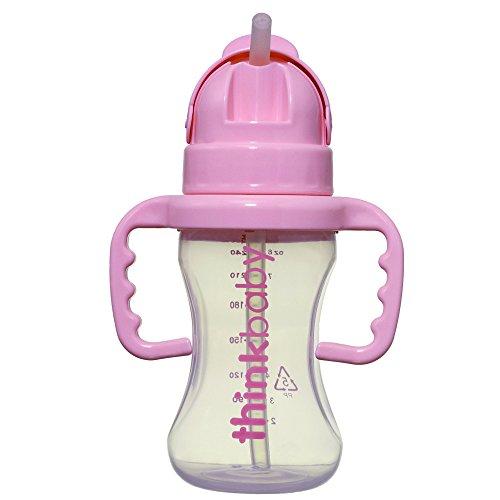 biberon-avec-paille-thinkbaby-thinkster-straw-bottle-sans-bisphenol-a-contenance-266-ml-9-oz-rose