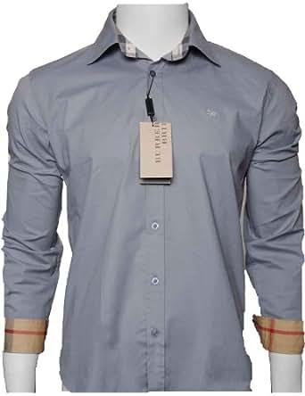 Burberry brit herren hemd slim fit verschiedene farben - Burberry hemd damen ...