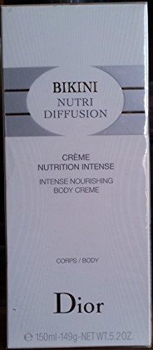 Christian Dior Bikini Nutri Diffusion Intense Nährende Body Creme BOSY 5,2Onz Sealed Authentic -