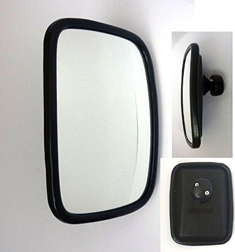 Preisvergleich Produktbild LKW- Transporter- Bus Spiegel universal 17x23 cm NEU