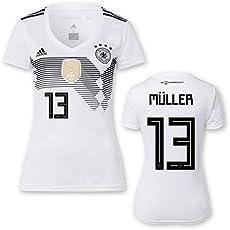 Trikot Damen DFB 2018 Home WC - Müller 13