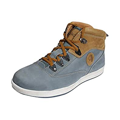 Red Chief RC2355 BLUE Men Casual Boots 11 UK