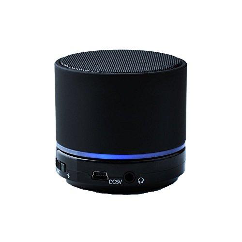 Victsing Haut-Parleur Bluetooth Portable avec Microphone Haut-Parleur Sans Fil Puissant Compatible avec iPhone 7 6S 6 Plus 6, Nokia, HTC, Blackberry, Galaxy, LG, Nexus, Téléphones Portables, Laptops, etc