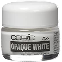 Copic Marker–opaco blanco