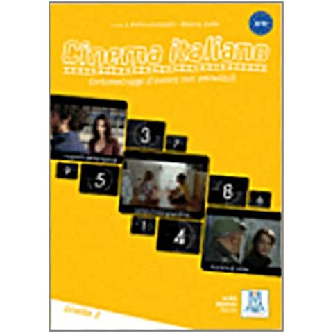 Cinema italiano. 2° livello. Con DVD
