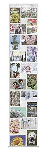 Close Up Fotovorhang Collage - 20 Taschen - 10x15 cm - Hochformat & Querformat