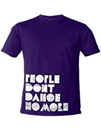 Rapture - T-Shirt People dont dance (in XL)